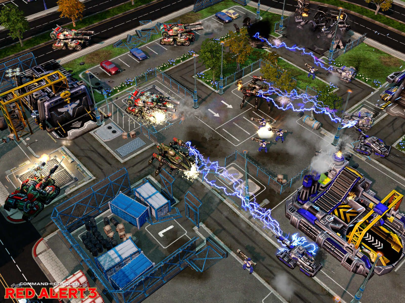 command and conquer red alert 3 download full version
